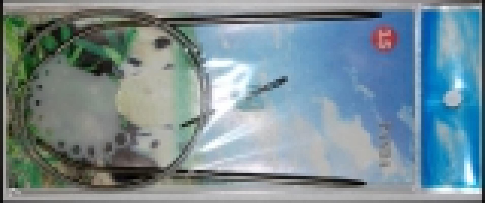 Спицы метал леска с иглой №7,0 / 80 см