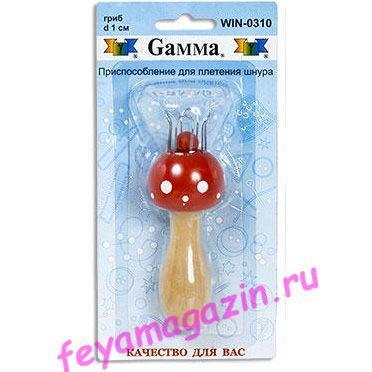 Приспособление для плетения шнура гриб win-310/feyamagazin.ru