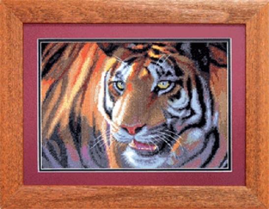 Набор для вышивки крестиком №469 Тигр