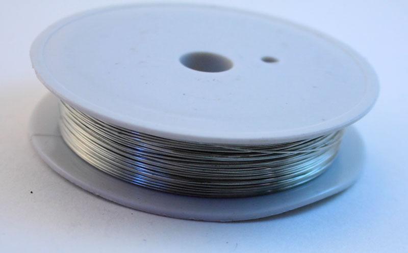Проволока для бисероплетения, 0.3 мм