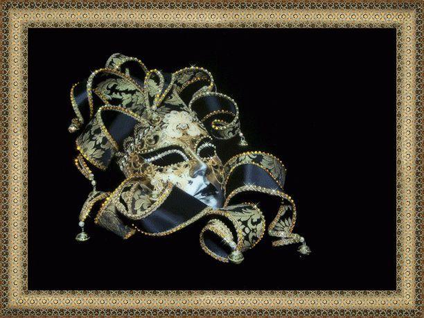 "Набор картина стразами Чарівна Мить КС-092 ""Тайна венецианской ночи""/feyamagazin.ru"