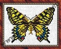 Махаон (бабочка) (набор для вышивания крестом)