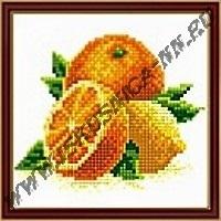 Солнечные фрукты (набор для вышивания крестом)