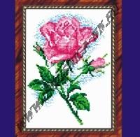 Роза (набор для вышивания крестом)