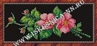 Шиповник (набор для вышивания крестом)