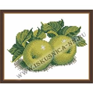 Яблоки (набор для вышивания крестом)