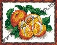 Апельсины (набор для вышивания крестом)