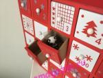 Деревянный адвент календарь «Рождественский»_3