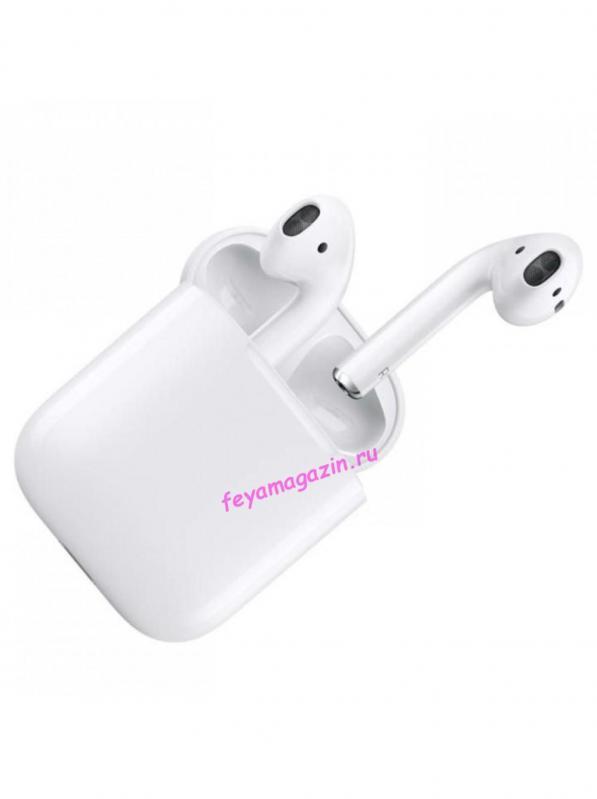 Беспроводные наушники  Разработано Apple AirPods Bluetooth/feyamagazin.ru