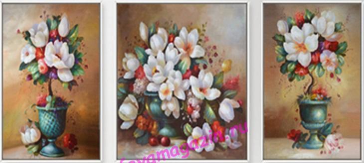 АЛМ А6190-1 Триптих  полная выкладка/feyamagazin.ru