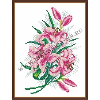 Лилии (набор для вышивания крестом)