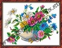 Цветы лета (набор для вышивания крестом)