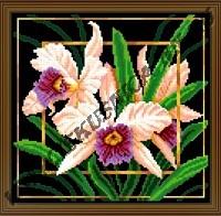 Цветок. Верность (набор для вышивания крестом)