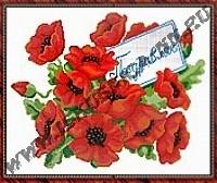 Поздравительный букет (набор для вышивания крестом)