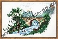 Горная река (набор для вышивания крестом)