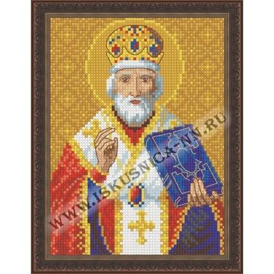 """Образ Св. """"Николая Чудотворца"""" (набор для вышивания крестом)"""