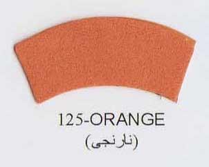 Фоамиран иранский  цвет тёмно-жёлтый, 1мм, 60*70 см
