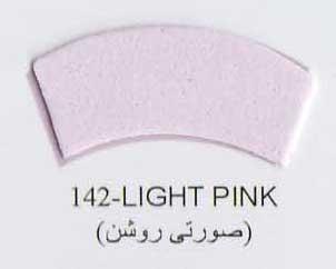 Фоамиран иранский, цвет светло-розовый, 1мм, 60*70 см