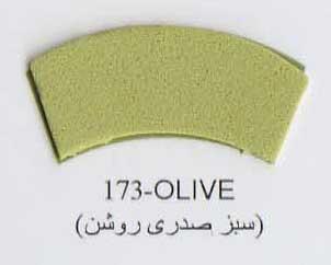 Фоамиран иранский оливковый,1мм, 60*70 см