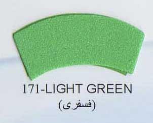 Фоамиран иранский цвет весенняя зелень,1мм, 60*70 см