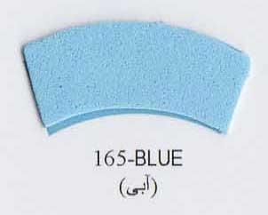 Фоамиран иранский голубой,1мм, 60*70 см