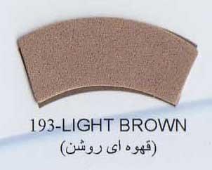 Фоамиран иранский светло-коричневый,1 мм, 60*70 см